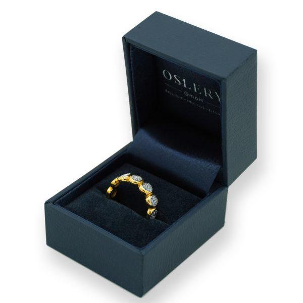 Gold Schmuck Osmium Ring Oslery