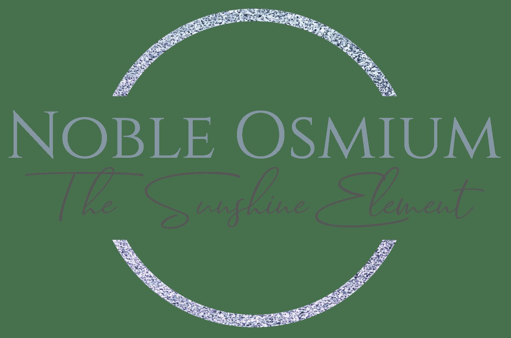 Osmium Schmuck Noble Osmium