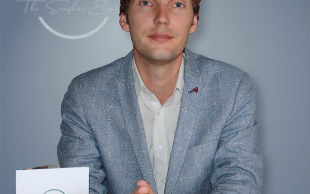 Interview mit Maximilian George