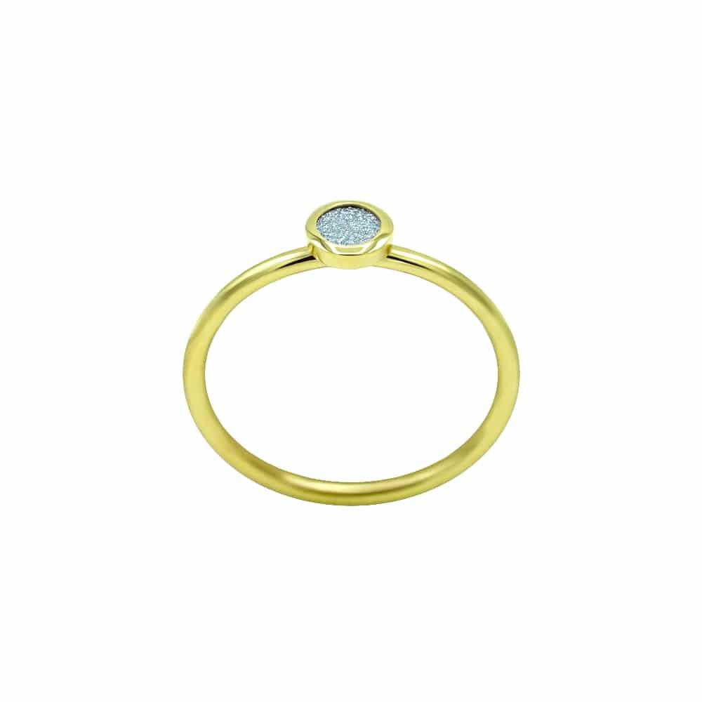 Osmium Ring petite