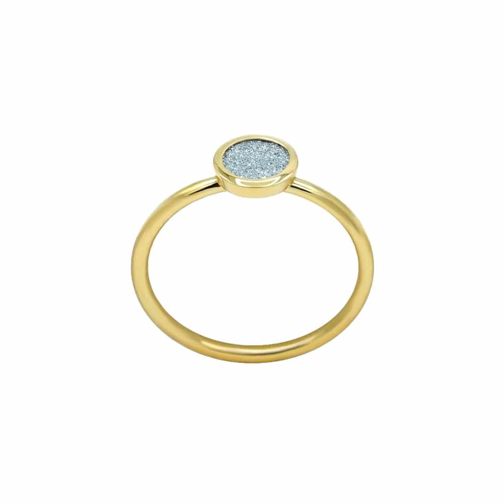 Gold Ring Osmium Schmuck