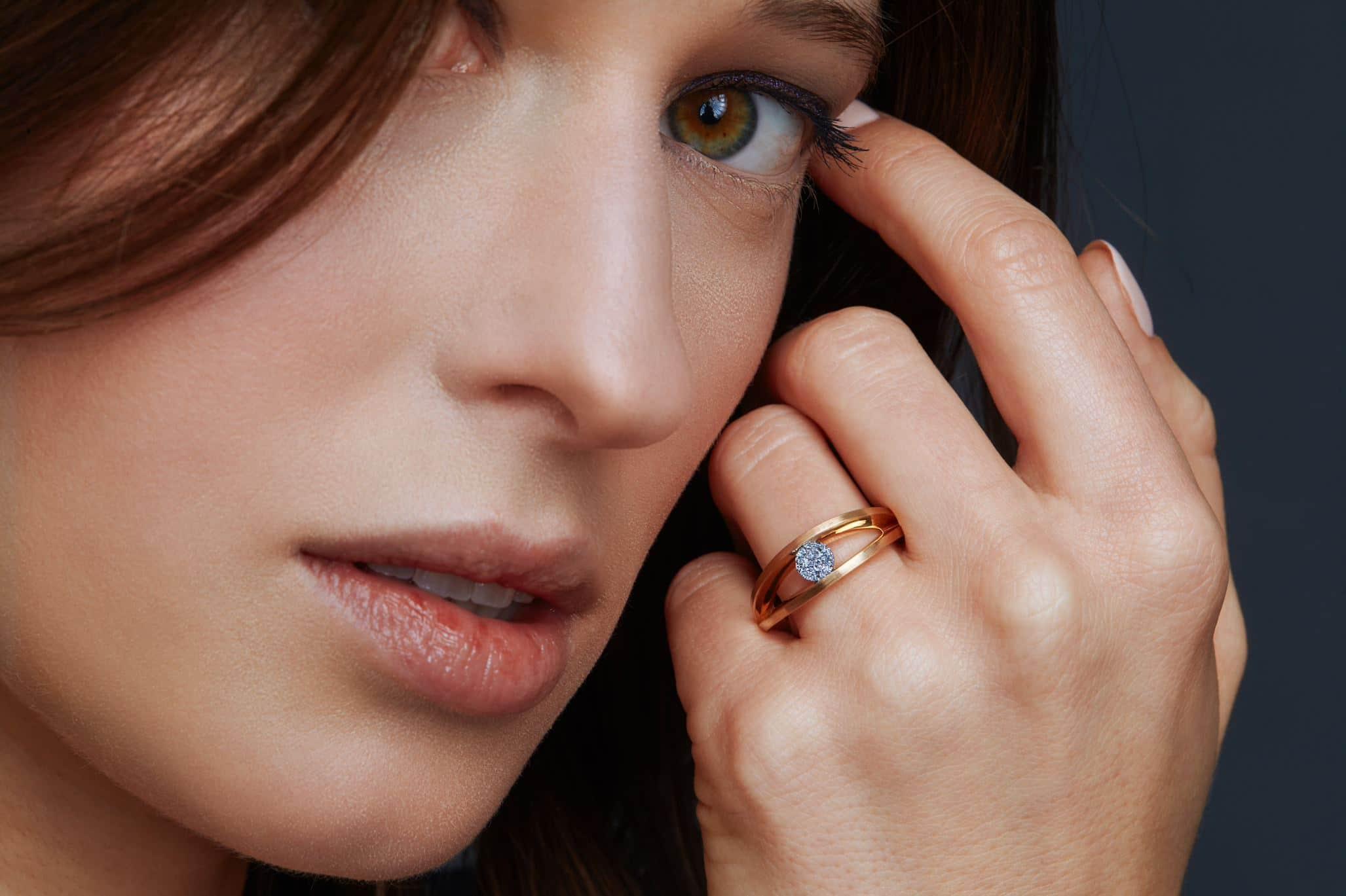 Osmium Schmuck Ring